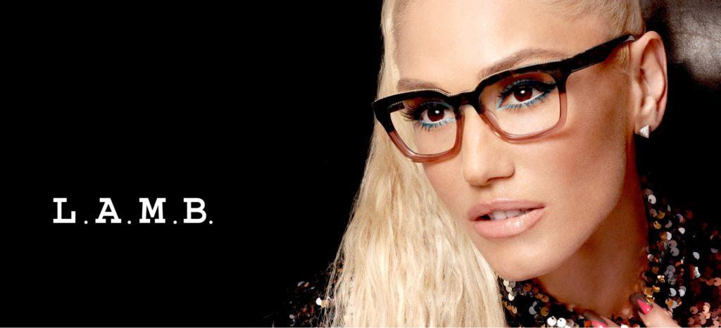 L.A.M.B. Eyewear by Gwen Stefani